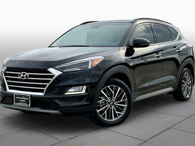 2021 Hyundai Tucson Ultimate for sale in Houston, TX