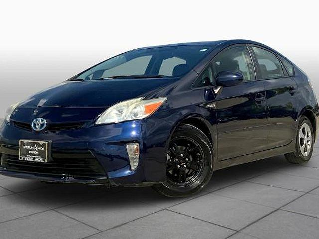 2013 Toyota Prius Two for sale in Houston, TX