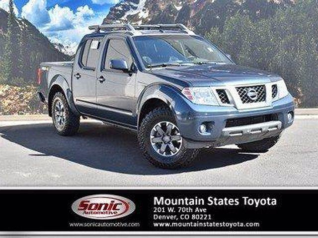 2016 Nissan Frontier PRO-4X for sale in Denver, CO
