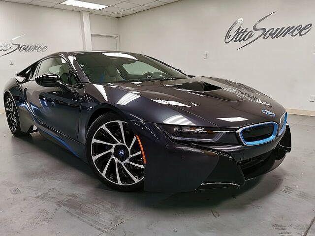 2015 BMW i8 2dr Cpe for sale in Dallas, TX