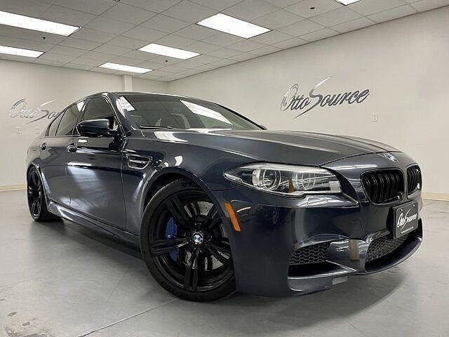 2015 BMW M5 4dr Sdn for sale in Dallas, TX