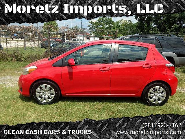2012 Toyota Yaris L for sale in Spring, TX