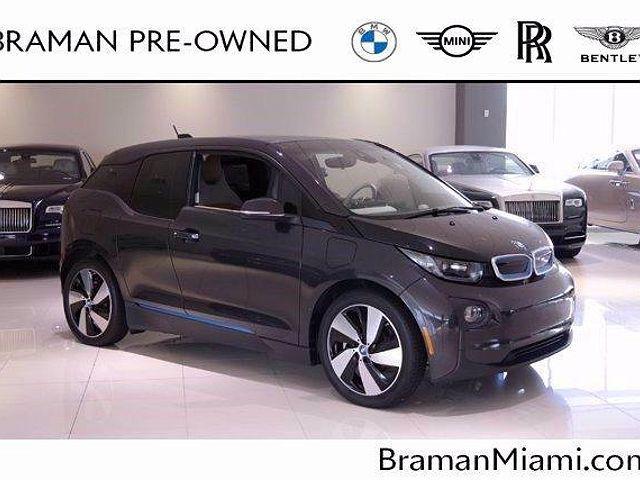 2014 BMW i3 4dr HB w/Range Extender for sale in Miami, FL