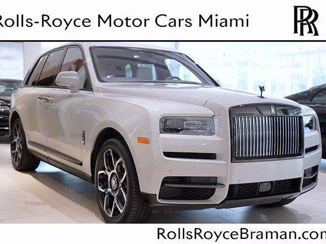 2020 Rolls-Royce Cullinan Unknown for sale in Miami, FL