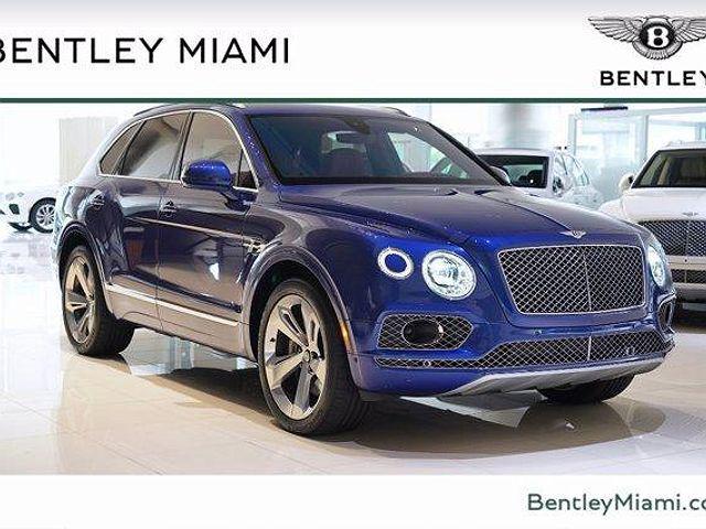 2017 Bentley Bentayga W12 for sale in Miami, FL