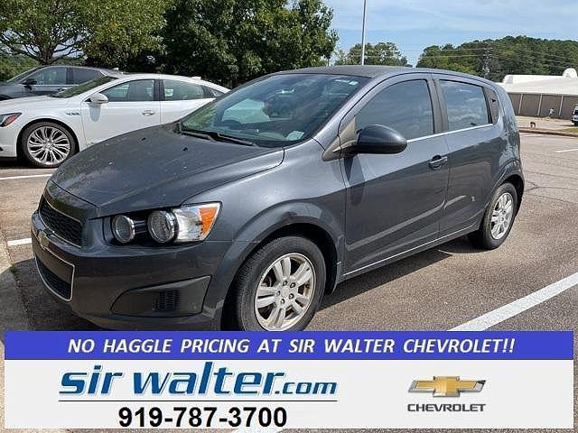 2013 Chevrolet Sonic LT for sale in Raleigh, NC