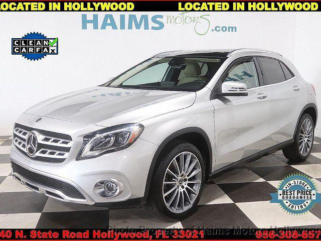 2018 Mercedes-Benz GLA GLA 250 for sale in Hollywood, FL
