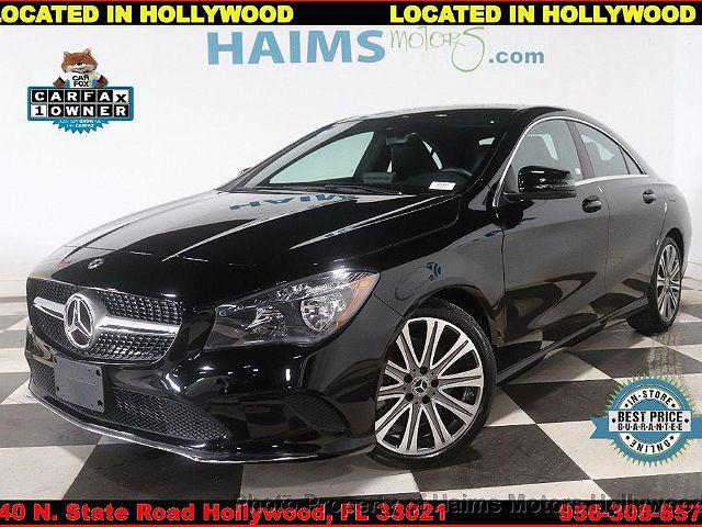 2019 Mercedes-Benz CLA CLA 250 for sale in Hollywood, FL