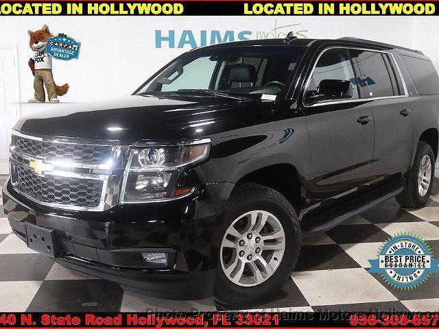 2016 Chevrolet Suburban LT for sale in Hollywood, FL
