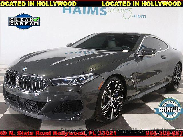 2019 BMW 8 Series M850i xDrive for sale in Hollywood, FL