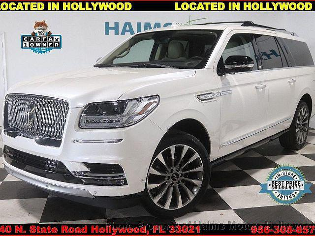 2018 Lincoln Navigator L Select for sale in Hollywood, FL