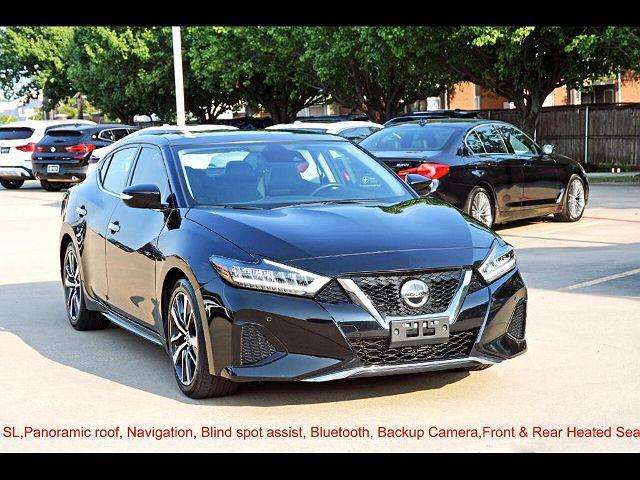2020 Nissan Maxima SL for sale in Dallas, TX