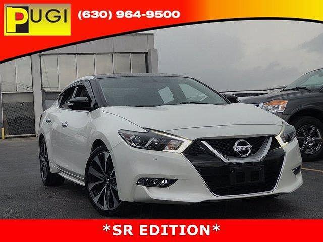 2017 Nissan Maxima SR for sale in Downers Grove, IL