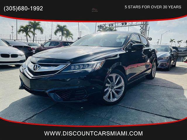 2017 Acura ILX w/Premium Pkg for sale in Miami, FL