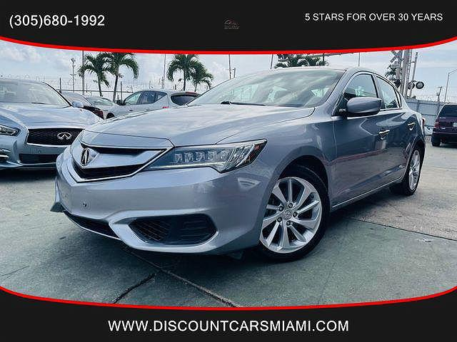 2017 Acura ILX w/Premium Pkg/w/Technology Plus Pkg for sale in Miami, FL