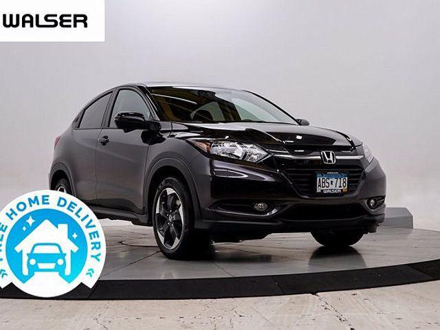 2018 Honda HR-V EX for sale in Burnsville, MN