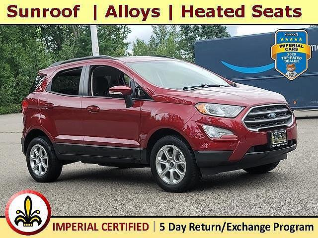 2020 Ford EcoSport SE for sale in Milford, MA