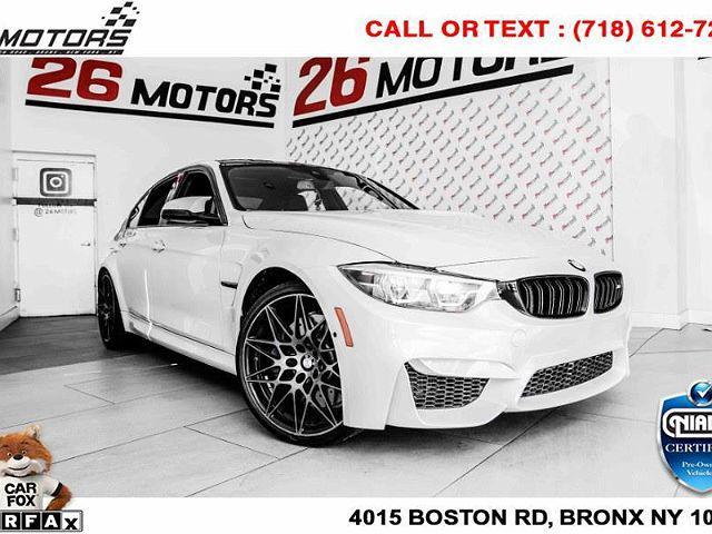 2018 BMW M3 Sedan for sale in Bronx, NY
