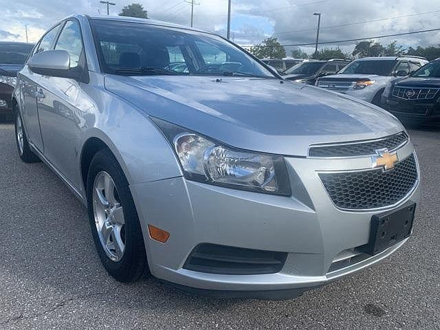 2012 Chevrolet Cruze LT w/1LT for sale in Florence, KY