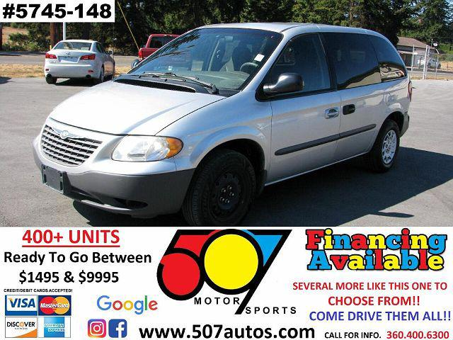 2002 Chrysler Voyager Base for sale in Roy, WA