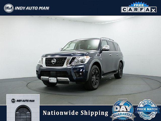 2018 Nissan Armada Platinum for sale in Indianapolis, IN