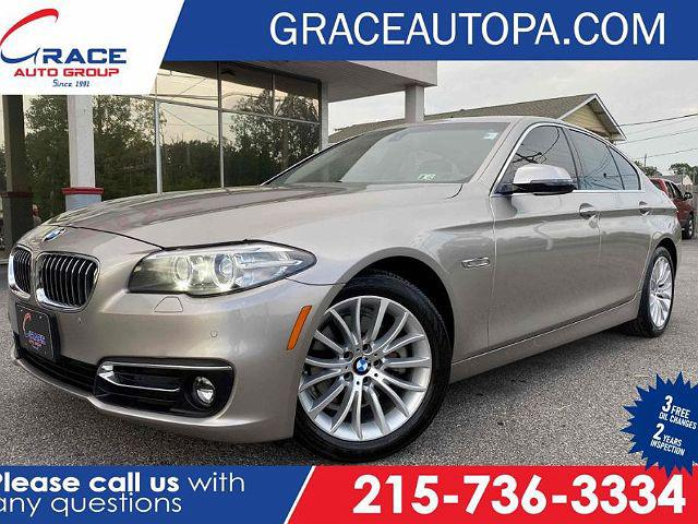 2015 BMW 5 Series 528i xDrive for sale in Morrisville, PA