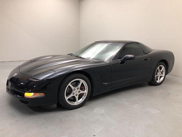 2003 Chevrolet Corvette 2dr Cpe for sale in Houston, TX
