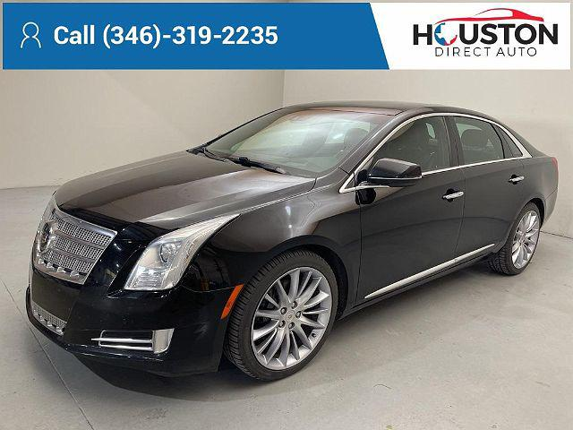 2015 Cadillac XTS Platinum for sale in Houston, TX