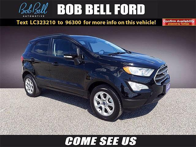 2020 Ford EcoSport SE for sale in Glen Burnie, MD