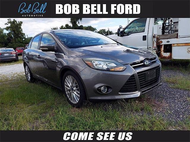 2014 Ford Focus Titanium for sale in Glen Burnie, MD