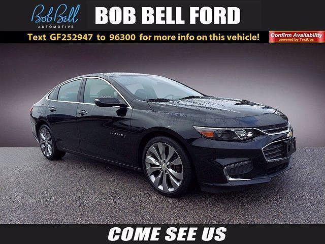 2016 Chevrolet Malibu Premier for sale in Glen Burnie, MD