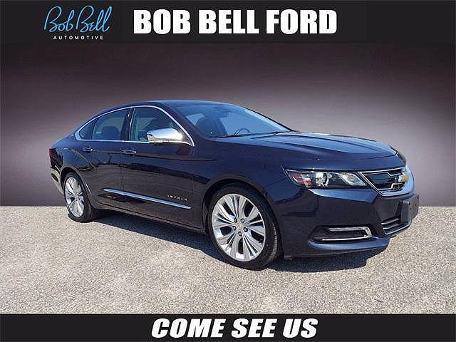 2015 Chevrolet Impala LTZ for sale in Glen Burnie, MD