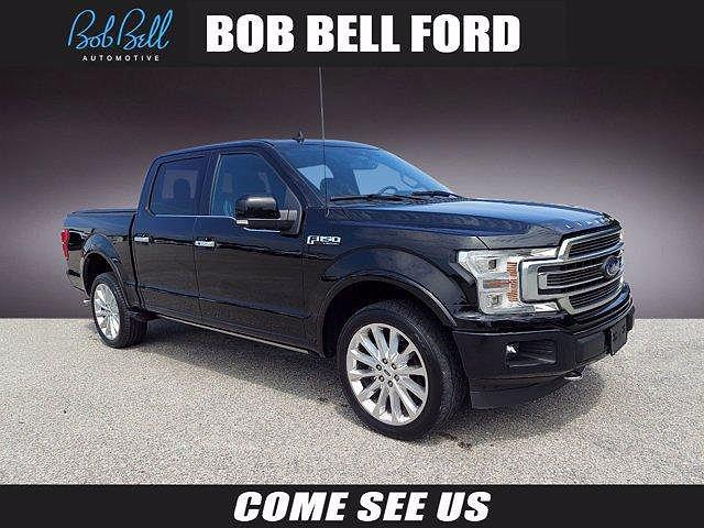 2018 Ford F-150 Limited for sale in Glen Burnie, MD