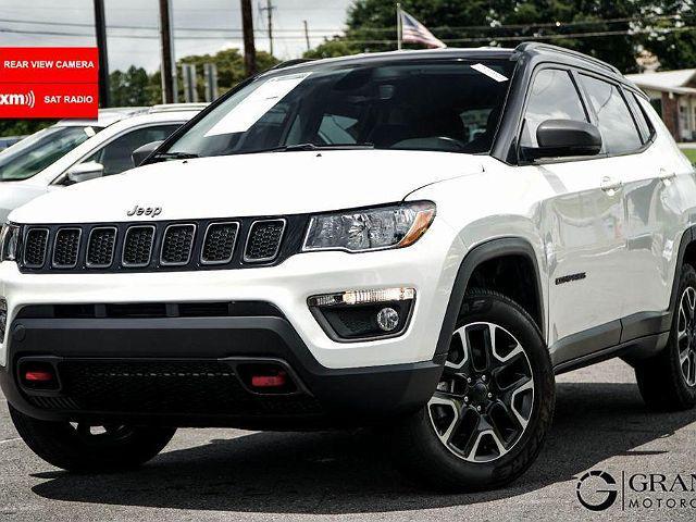 2020 Jeep Compass Trailhawk for sale in Marietta, GA