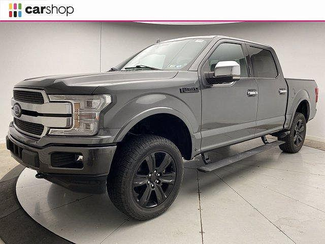 2018 Ford F-150 Platinum for sale in Chester Springs, PA