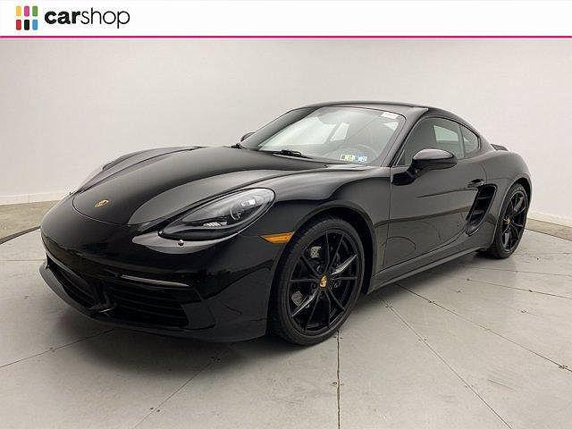 2019 Porsche 718 Cayman Coupe for sale in Chester Springs, PA