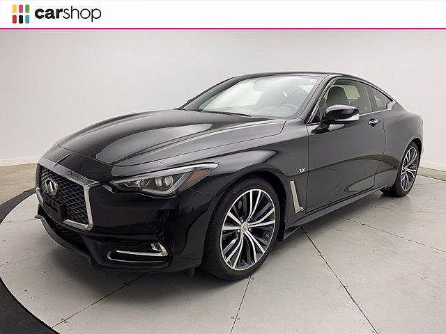 2018 INFINITI Q60 3.0t LUXE for sale in Chester Springs, PA