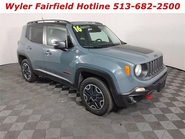 2016 Jeep Renegade Trailhawk for sale in Fairfield, OH