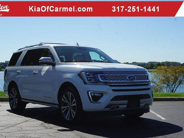 2020 Ford Expedition Platinum for sale in Indianapolis, IN