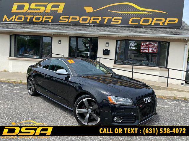 2011 Audi S5 Prestige for sale in Commack, NY