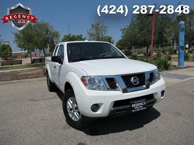 2014 Nissan Frontier for sale near Los Angeles, CA