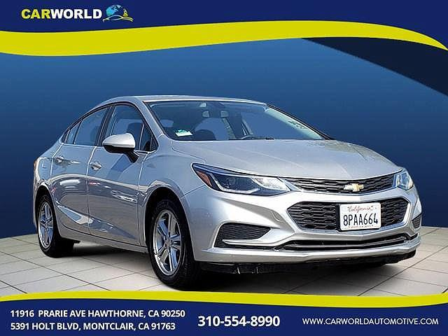 2018 Chevrolet Cruze LT for sale in Montclair, CA