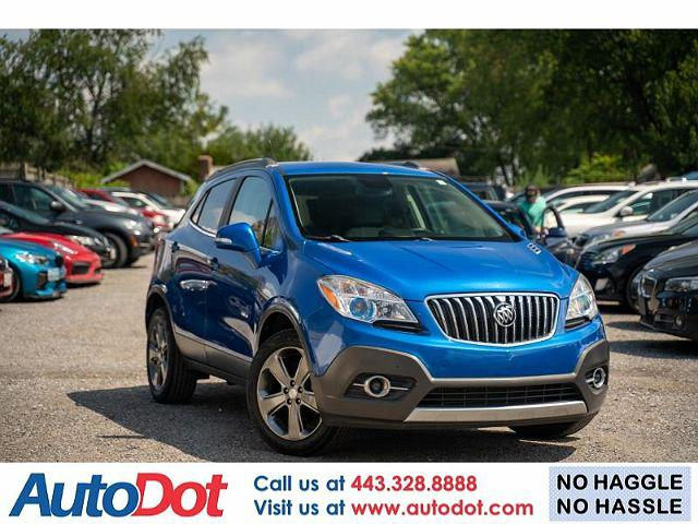 2014 Buick Encore Convenience for sale in Sykesville, MD
