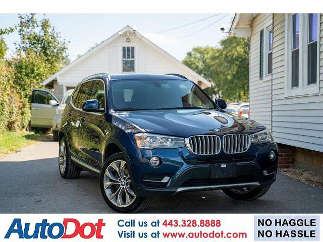 2016 BMW X3 xDrive28i for sale in Sykesville, MD