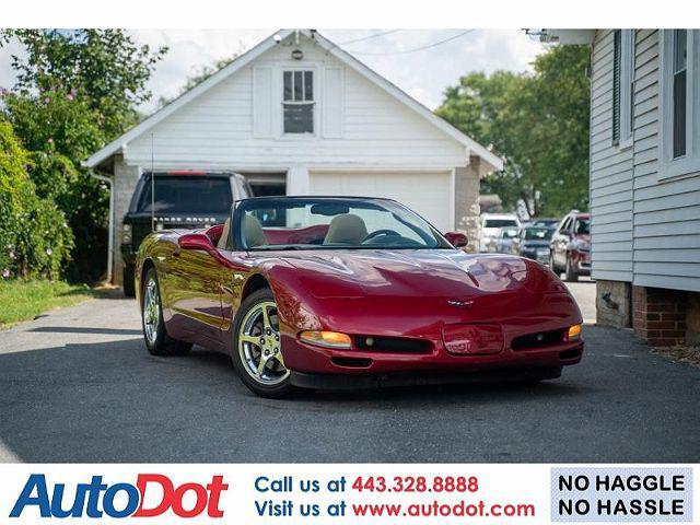 2004 Chevrolet Corvette 2dr Convertible for sale in Sykesville, MD