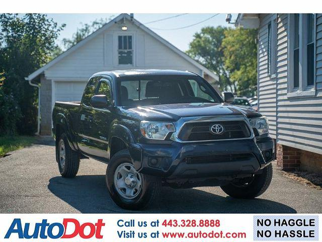 2013 Toyota Tacoma 4WD Access Cab I4 AT (Natl) for sale in Sykesville, MD