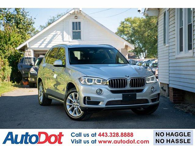 2014 BMW X5 xDrive35i for sale in Sykesville, MD