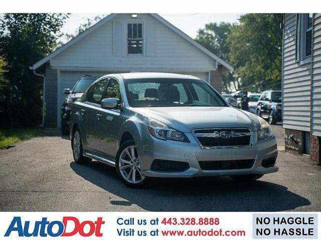 2013 Subaru Legacy 2.5i Premium for sale in Sykesville, MD