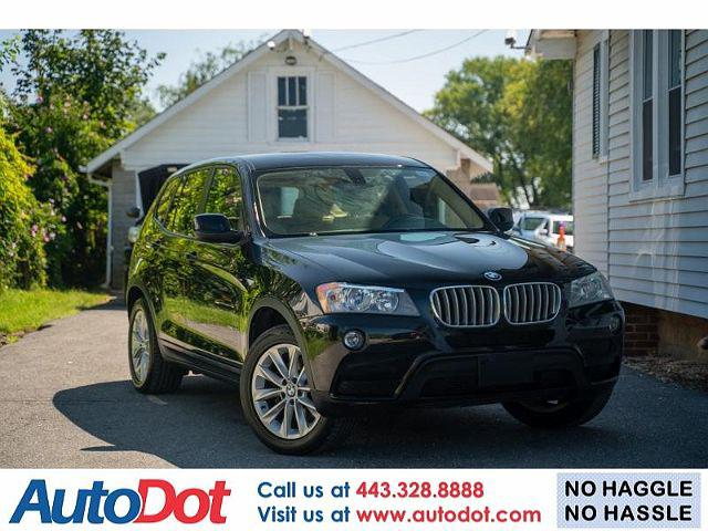 2014 BMW X3 xDrive28i for sale in Sykesville, MD