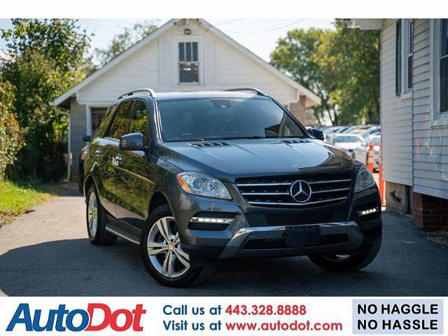 2013 Mercedes-Benz M-Class ML 350 for sale in Sykesville, MD